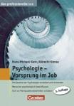 psychologie - vorsprung im job