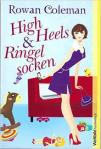 high heels und ringelsocken